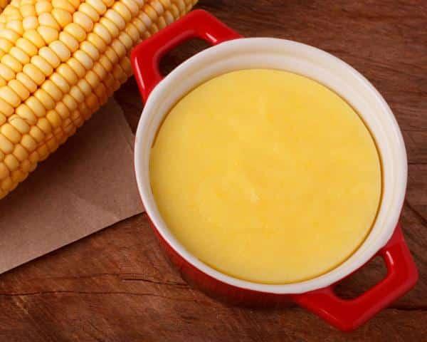 Canjica de milho verde (sem lactose)