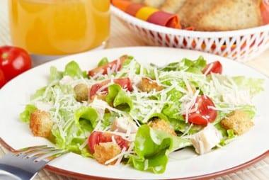 Salada caesar original
