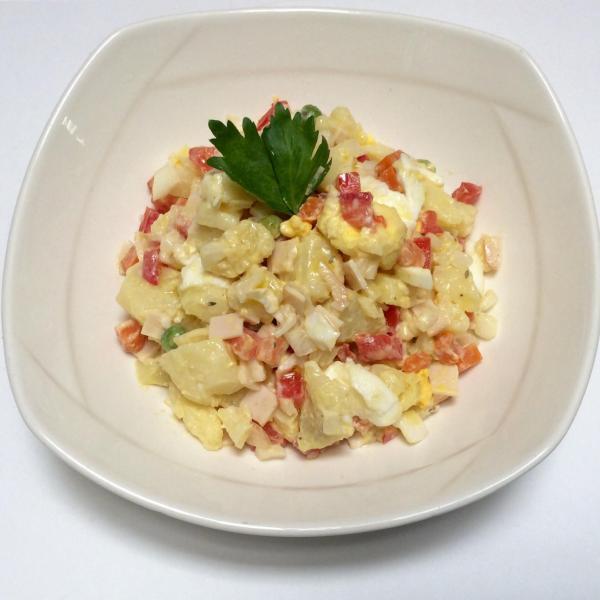 Salada campeira