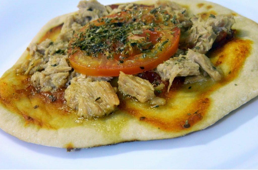 Pizza vegatum