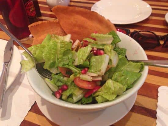 Salada-fatuch