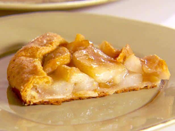 Receita de Torta de maçã lowcarb de frigideira