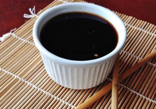 Receita de molho yakitori
