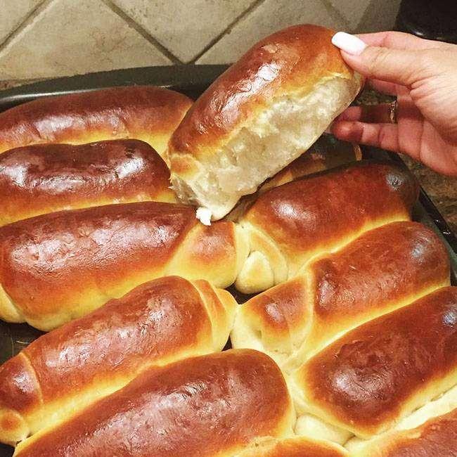 Receita de pão de cara
