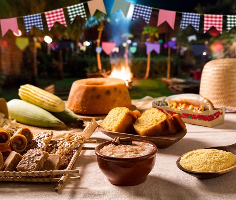 20 receitas de festa junina para celebrar o seu arraiá
