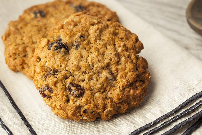 Receita de biscoito fácil
